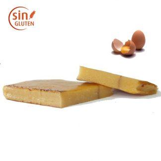 Mazapán de yema tostada Sin azúcar